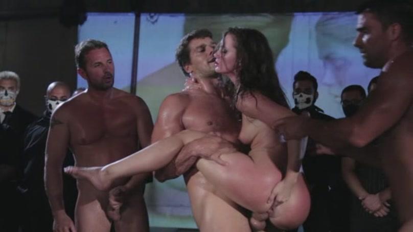 Ellen hollman group sex in spartacus series 4